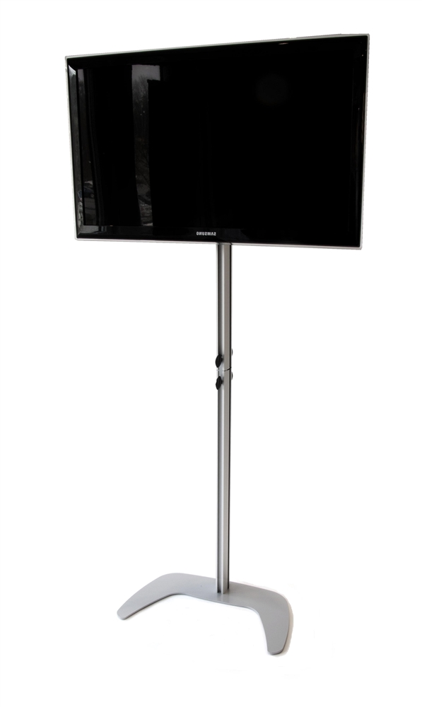 Trade Stands For : Inch large tv or monitor stand for trade shows